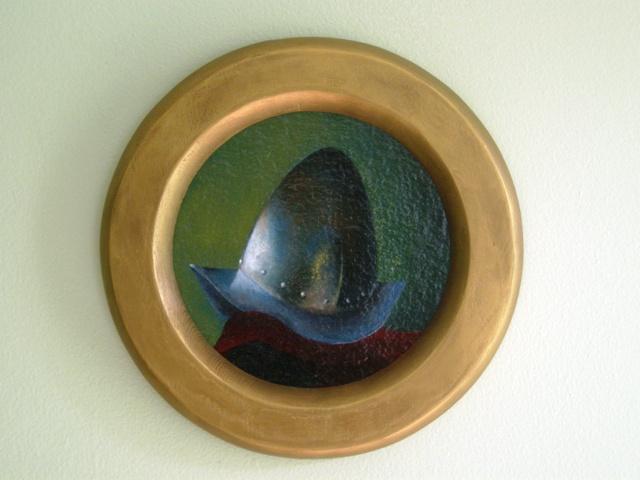 Title: Pikemans helmet, Cabasset