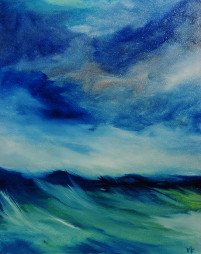 Immensity, oils 2012